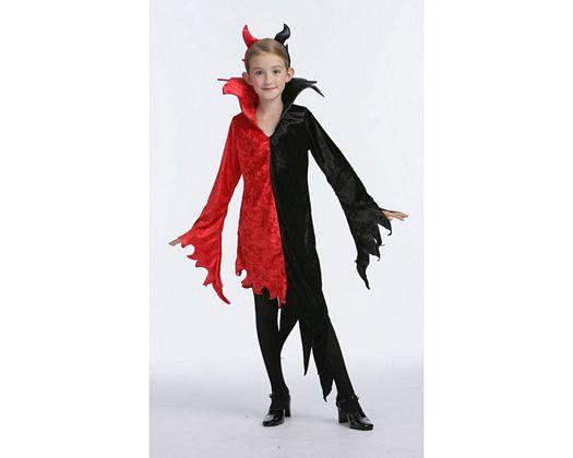 Disfraz de angel caido, Talla 2 (5 – 6 años)
