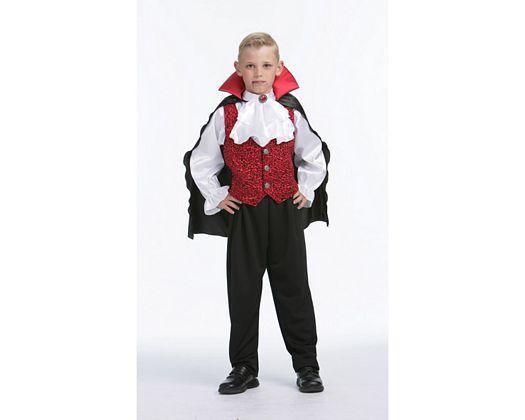 Disfraz de vampiro de lujo, 10-12 años