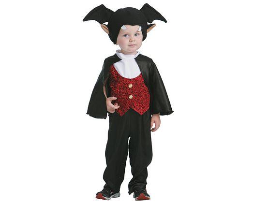 Disfraz de vampiro, Talla 1 (3 – 4 años)