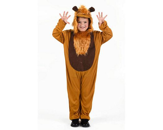 Disfraz de leon, Talla 4 (10 – 12 años)