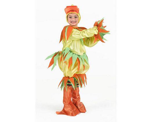 Disfraz de pato amarillo, niño Talla 4 (10 – 12 años)