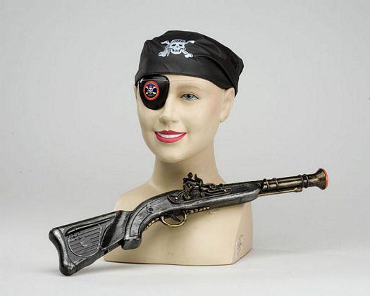 Set pirata trabuco accesorios surt 57x19