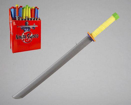 Espada ninja material eva 78 cm