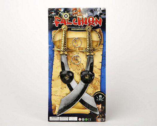 Crt set pirata 6 piezas 53x27cm