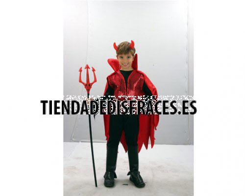 Disfraz de Demonio niño 10-12 años