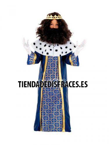 Disfraz de Rey Gaspar Infantil deluxe
