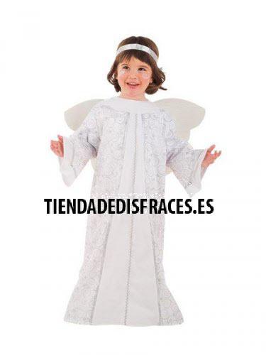 Disfraz de Angel Plata infantil