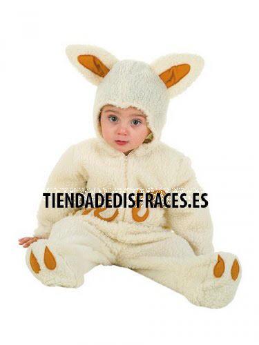 Disfraz de Peluche Ovejita Bebé deluxe