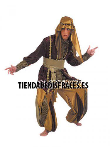 Disfraz de Paje Tuareg Mudéjar deluxe