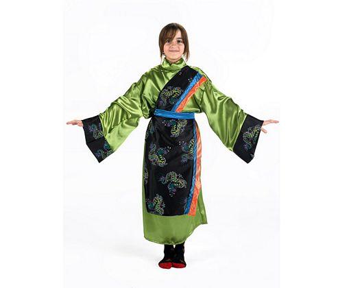 Disfraz de geisha, Talla 3 (7 – 9 años)
