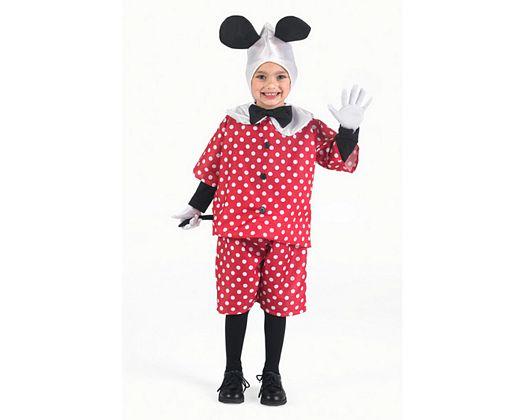 Disfraz de ratoncito, Talla 1 (3 – 4 años)