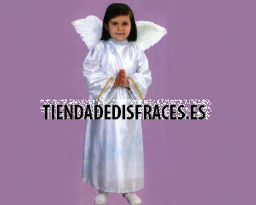 Disfraz de Angel de 2-4 años económico