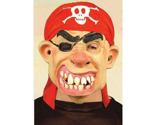Mascara pirata bocaza