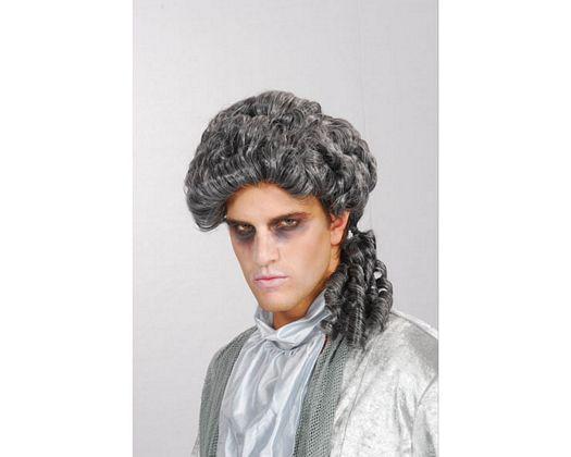 Pv peluca noble gris