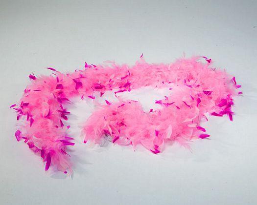 Boa bicolor en rosa 45gr