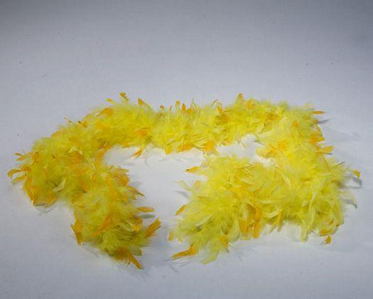 Boa bicolor en amarillo 45gr