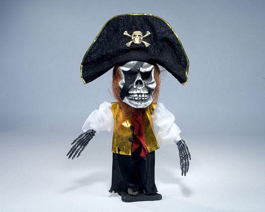 Pirata de pie sombrero 48x24x15cm