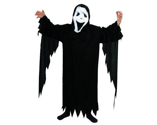 Disfraz de fantasma 5-6 aÑos