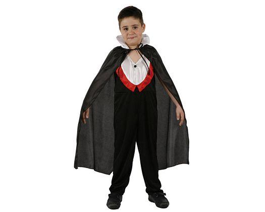 Disfraz de vampiro, Talla 2 (5 – 6 años)