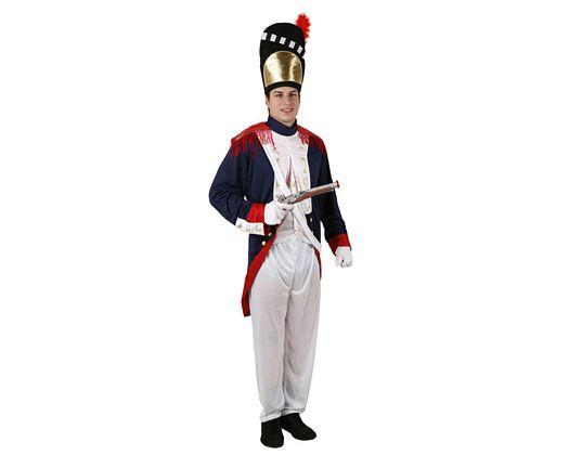 Disfraz de soldado de poca adulto for Disfraces de epoca
