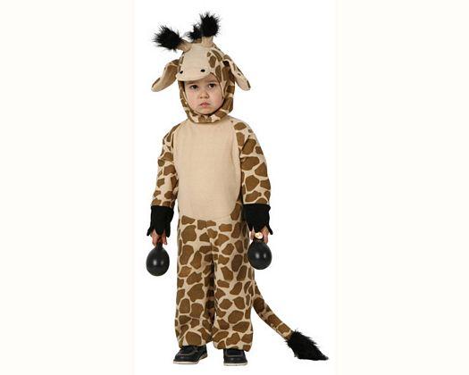 Disfraz de jirafa, Talla 3 (7 – 9 años)