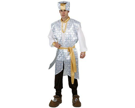 Disfraz de principe arabe, adulto
