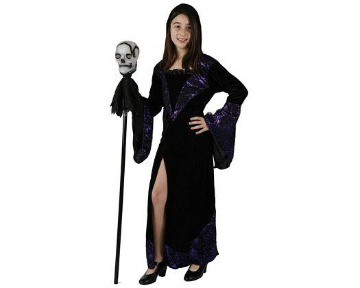 Disfraz de mujer de las tinieblas, 5-6