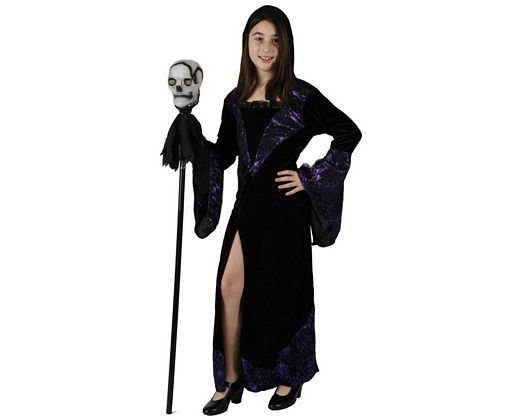 Disfraz de mujer de las tinieblas, 10-12