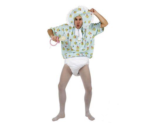 Disfraz de bebe Talla 2 (M-L)