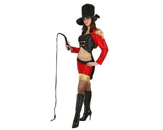 Disfraz de domadora circo Talla 2 (M-L)