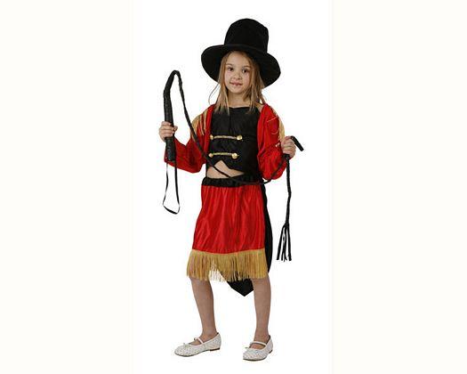 Disfraz de domadora circo, Talla 1 (3 – 4 años)