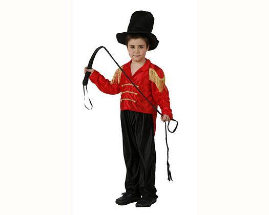 Disfraz de domador circo, 3-4