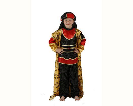 Disfraz de principe arabe, 5-6 años