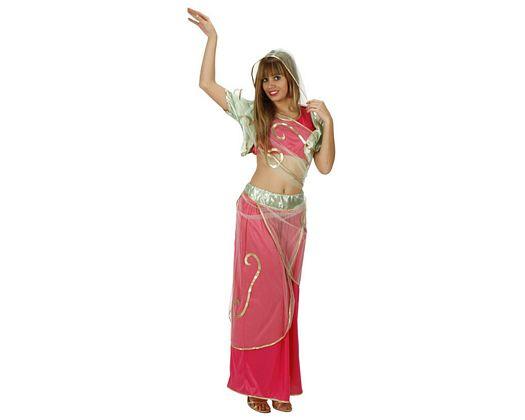 Disfraz de bailarina arabe, adulto