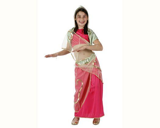 Disfraz de bailarina arabe, 7-9 años