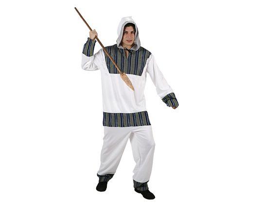 Disfraz de esquimal, adulto