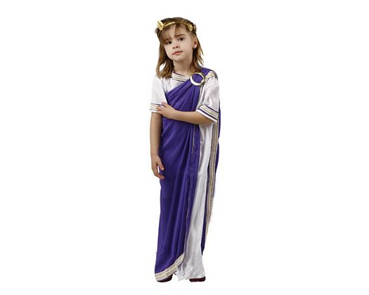 Emperatriz romana purpura, Talla 1 (3 – 4 años)