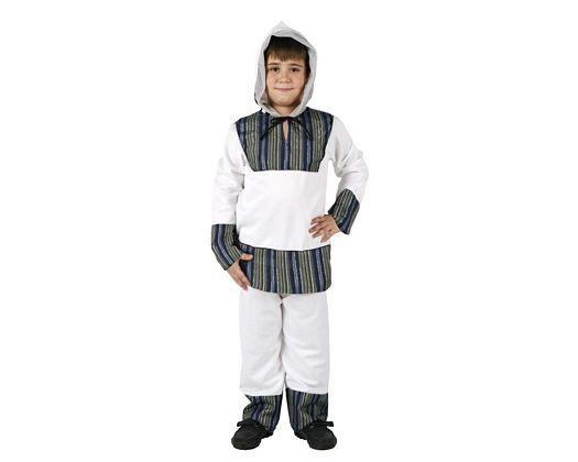 Disfraz de esquimal, Talla 4 (10 – 12 años)