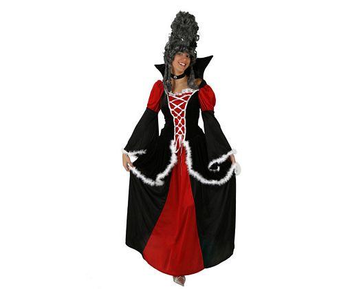 Disfraz de reina malvada, Talla 2 (M-L)