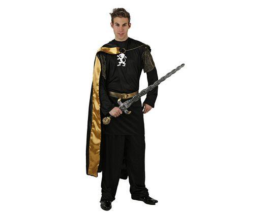 Disfraz de guerrero medieval, Talla 2 (M-L)