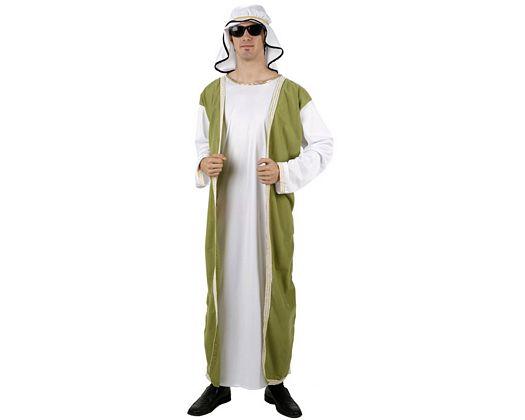 Disfraz de magnate Árabe, adulto