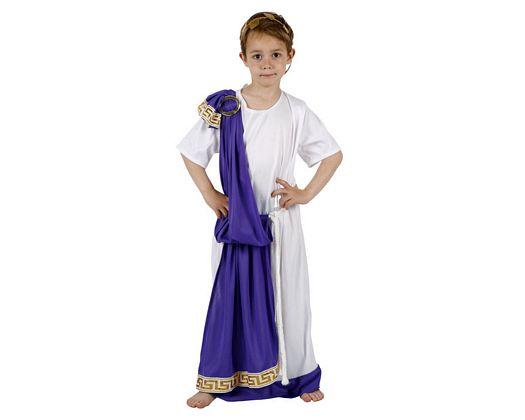 Disfraz de romano tunica, Talla 1 (3 – 4 años)