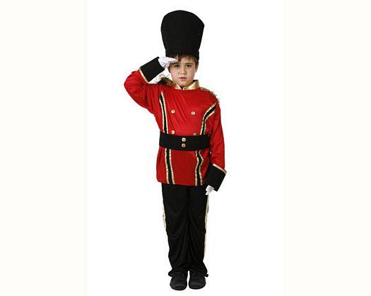 Disfraz de ruso, Talla 3 (7 – 9 años)