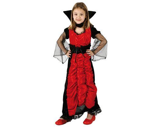 Disfraz de vampiresa lujo,10-12