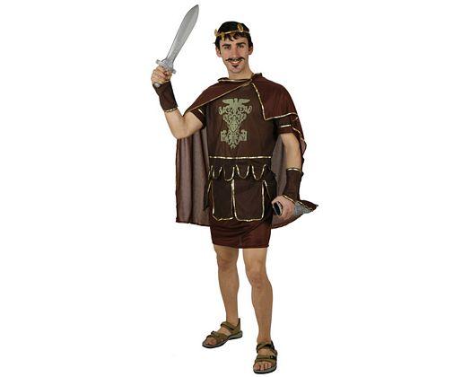 Disfraz de César romano, adulto