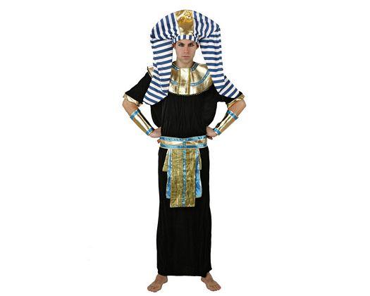 Disfraz de principe egipcio, adulto