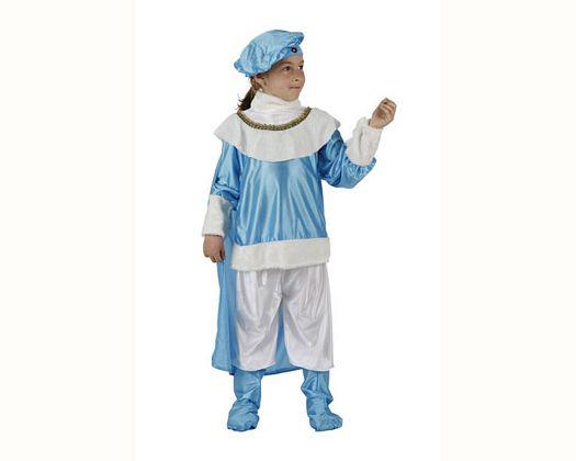 Disfraz de principe azul, 3-4 años