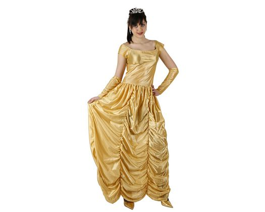 Disfraz de princesa, Talla 2 (M-L)