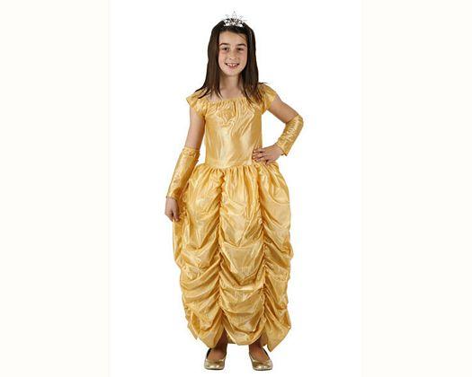 Disfraz de princesa, Talla 3 (7 – 9 años)