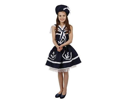 Disfraz de marinera talla 2